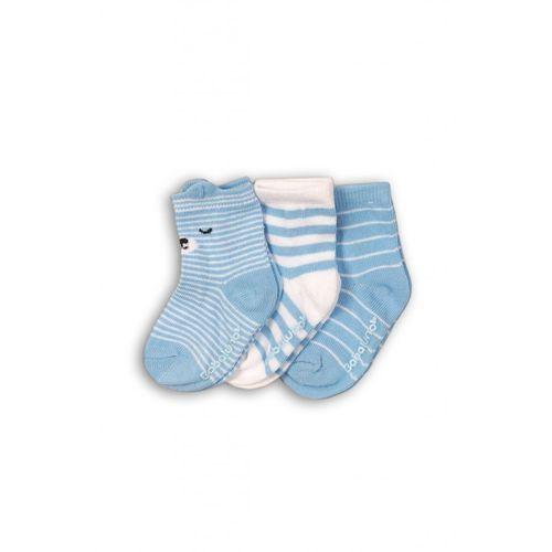 Skarpetki niemowlęce z abs 3pak 5v35a8 marki Minoti