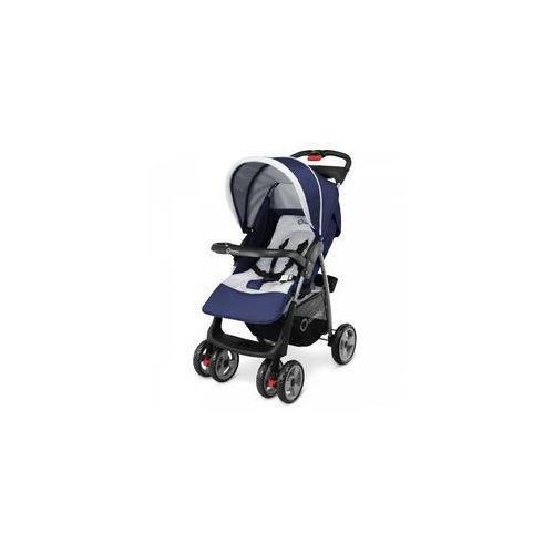 Wózek spacerowy Emma grey/blue - sprawdź w wybranym sklepie