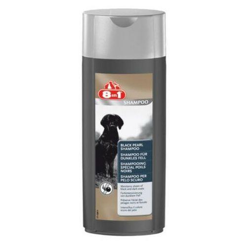 black pearl shampoo - szampon dla psów o ciemnym umaszczeniu 250ml marki 8in1