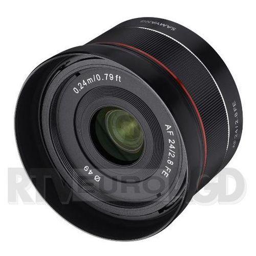 Samyang AF 24mm f/2.8 FE (Sony), SAM000261