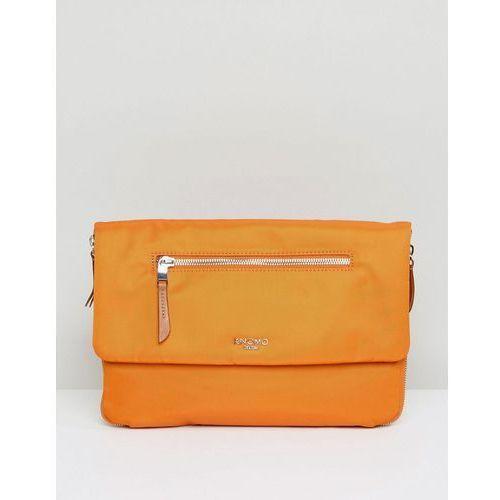 Knomo Elektronista 10 Inch Clutch Bag - Orange, kolor pomarańczowy