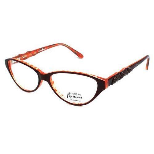 okulary korekcyjne Guess 154 BRNOR (52)
