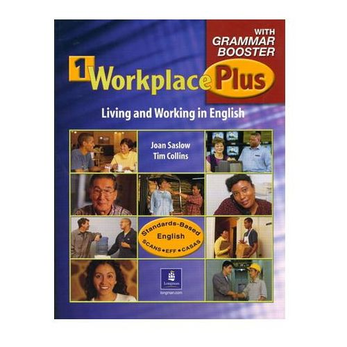 Workplace Plus 1 with Grammar Booster Complete Set Job Packs