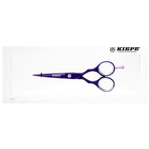 KIEPE ( 2444-5 ) SCISSORS REGULAR Nożyczki fryzjerskie 5 cali PASTEL - Fioletowe