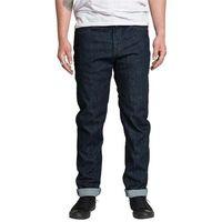 Spodnie - bots k standard dark blue (dbl) rozmiar: 34, Krew