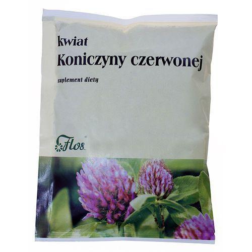 Flos Koniczyna czerwona kwiat 50g (5907752643460)