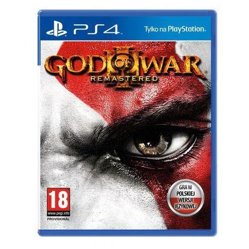 OKAZJA - God Of War 3 Remastered (PS4)