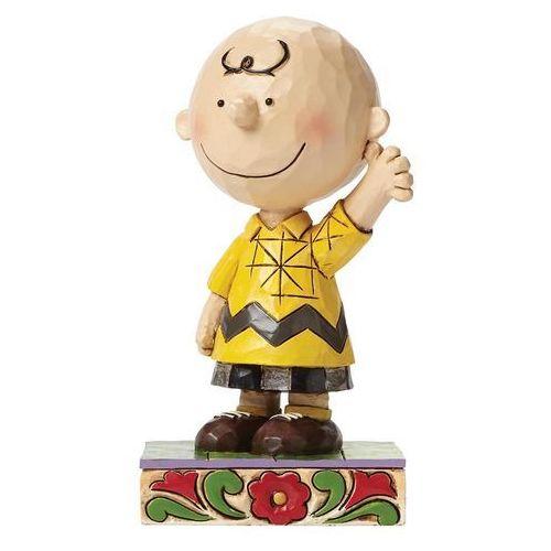Dobry człowiek good man charlie brown 4044676 figurka ozdoba świąteczna pokój dziecięcy marki Jim shore