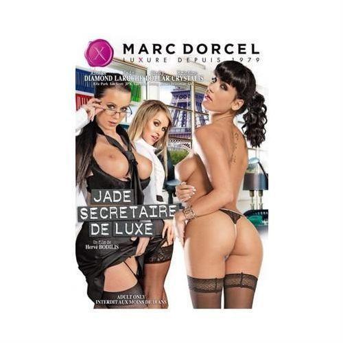 DVD Marc Dorcel - Jade Deluxe Secretary, kup u jednego z partnerów
