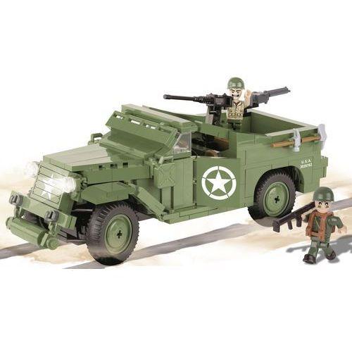 Armia M3 Scout Car 330 ELEMENTÓW