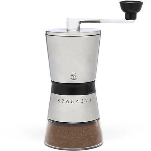 Młynek z korbką do kawy, regulacja mielenia bologna (lv143001) marki Leopold vienna