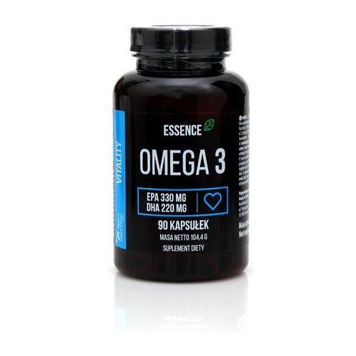 Essence Kwasy tłuszczowe sport definition omega 3 90 tab najlepszy produkt