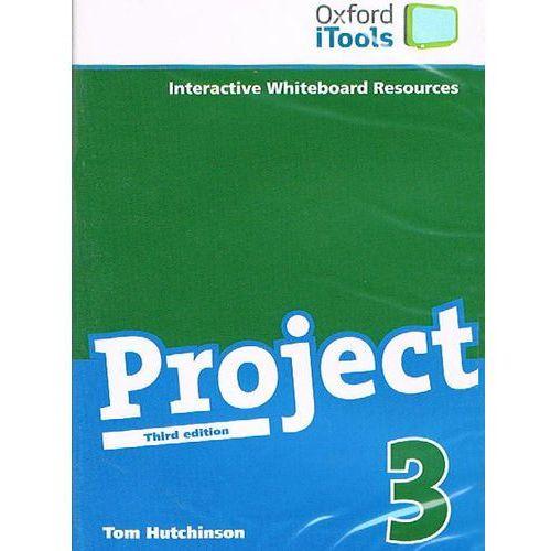Project 3 edycja 3 iTools (9780194581585)