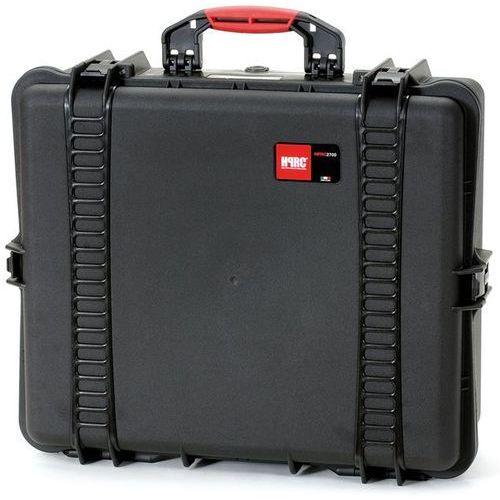 HPRC Kufer transportowy 2700SDW z kółkami i uchwytem, soft deck, HPRC2700WSD