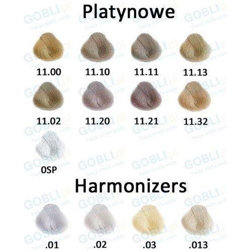 Alfaparf Evolution farba do włosów 60ml cała paleta 1 Czerń, kolor czerń