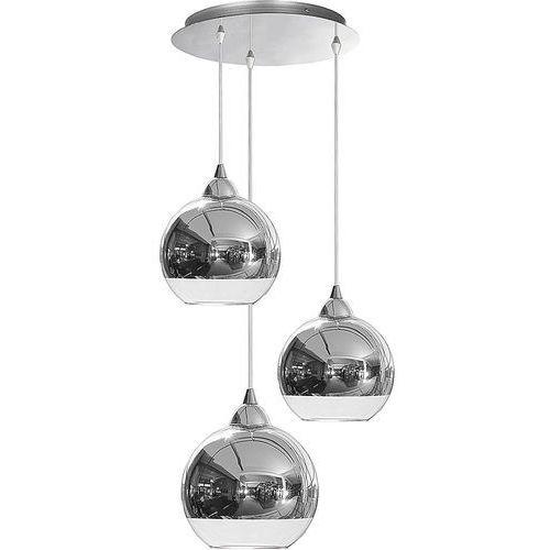 Nowodvorski 9306 globe lampa wisząca chrom (5903139930697)