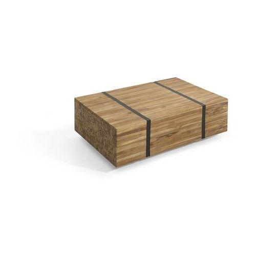 Stolik kawowy - ława - kawowa - stół - drewniany - gander marki Beliani