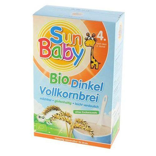BABY SUN 250g Kaszka orkiszowa po 4 miesiącu życia Bio, 3257