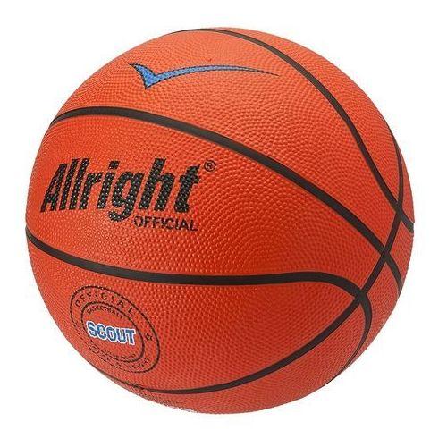 Piłka do koszykówki scout 7 marki Allright