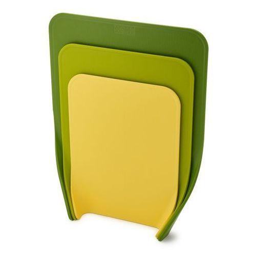 - zestaw desek do krojenia, zielonych nest™ - 3 szt - zielony marki Joseph joseph