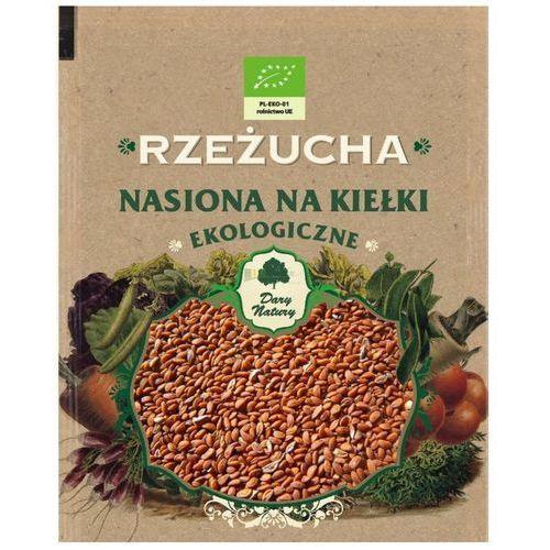 Dary natury Rzeżucha - nasiona na kiełki bio 30g (5902741005496)