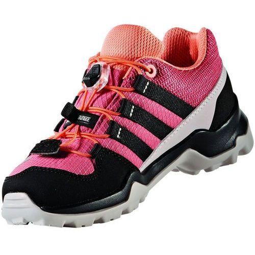 Adidas terrex shoes buty dzieci czerwony/czarny 6 | 39 1/3 2017 buty turystyczne