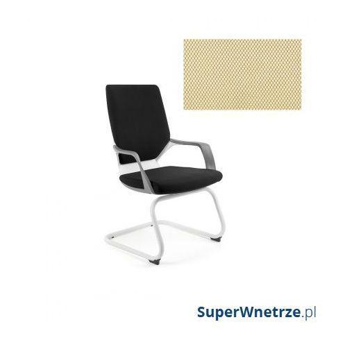 Krzesło biurowe Apollo Skid Unique buttercup