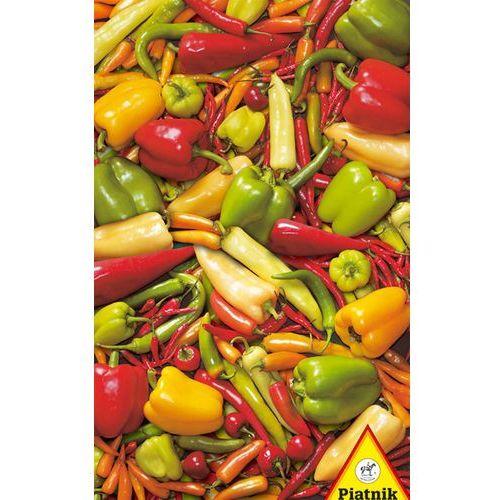 Puzzle 1000 - Papryka PIATNIK (9001890564840)
