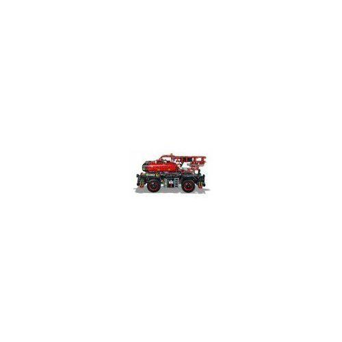 42082 DŹWIG (Rough Terrain Crane) KLOCKI LEGO TECHNIC
