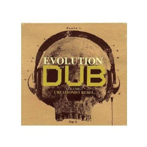 Różni wykonawcy - evolution of dub volume 7 - creationist rebel, marki Greensleeves