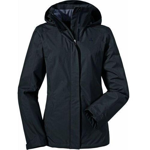 sevilla1 kurtka kobiety czarny 34 2018 kurtki przeciwdeszczowe marki Schöffel