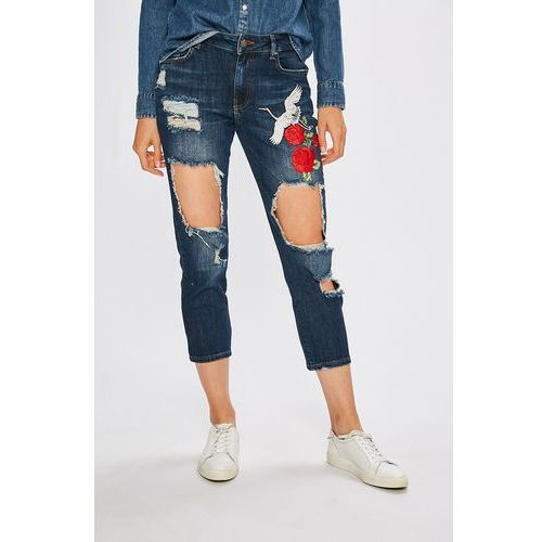 - jeansy madrigal marki Silvian heach