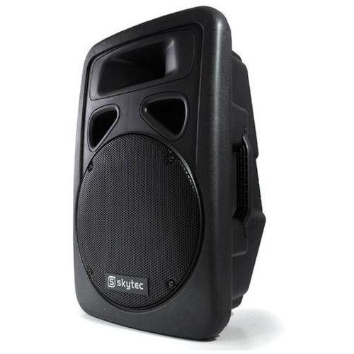"""Kolumna Skytec 38cm (15"""") z aktywnym głośnikiem 1500W"""