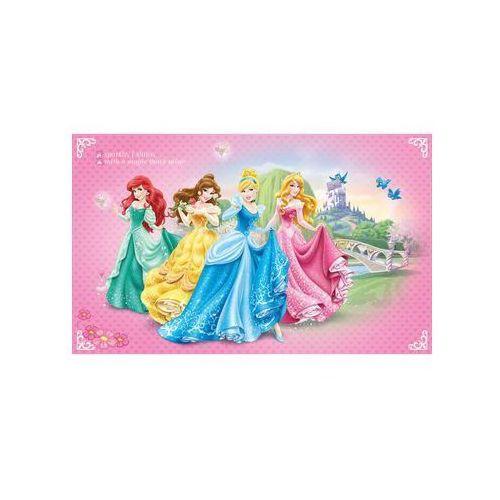 Disney Fototapeta papierowa księżniczki i wys.184 cmcmspacjaxspacjaszer.254 cmcm