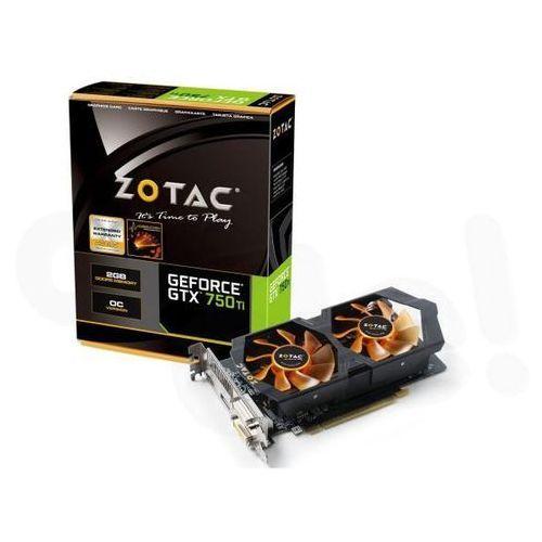 geforce gtx750 ti oc 2gb ddr5 128bit wyprodukowany przez Zotac
