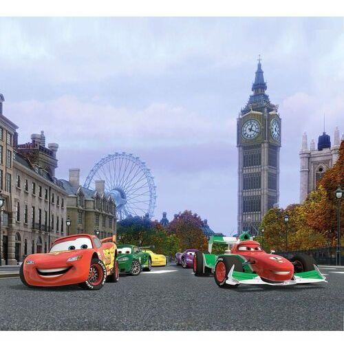 zasłona auta w londynie, 180 x 160 cm, 2 szt. marki Ag design