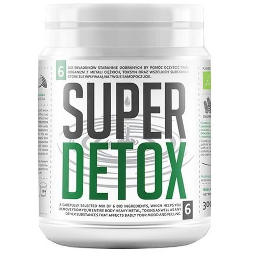 Diet-food Super detox mix bio 300g