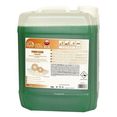 Bardzo mocny płyn do czyszczenia Power Clean 10 l Silny środek do mycia, Dobry i nie drogi płyn czyszczący