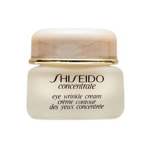 concentrate eye wrinkle cream (w) krem przeciw zmarszczkowy pod oczy 15ml marki Shiseido