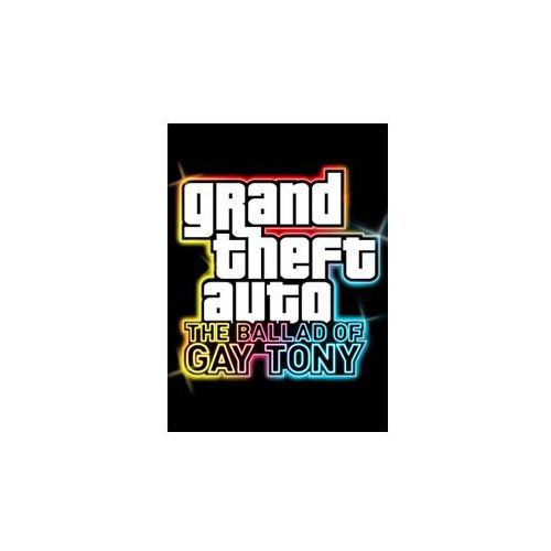 GTA 4 Ballad of Gay Tony (PC)