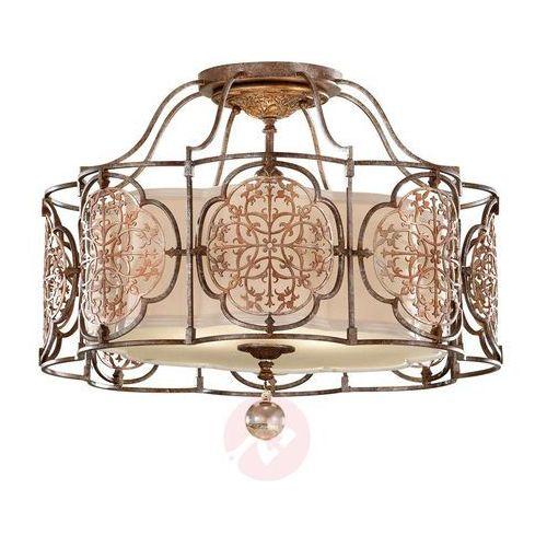 Elstead Lampa stołowa marcella fe/marcella/tl - lighting - rabat w koszyku