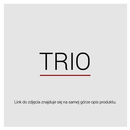 lampa nocna TRIO seria 5990 klosz alabastrowy czerwony, TRIO 599000118