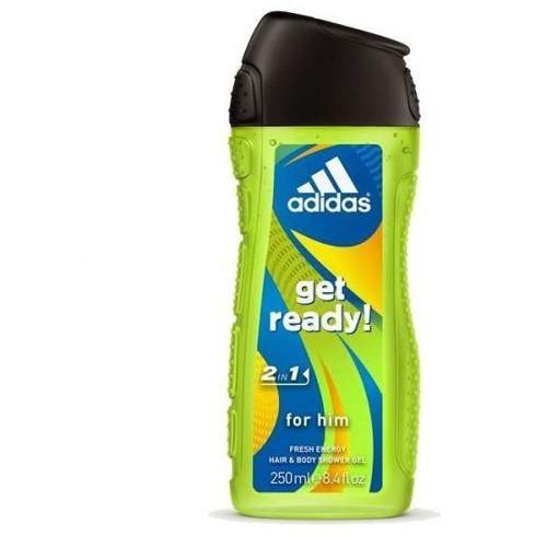 get ready for him 250 ml shower gel - adidas get ready for him 250 ml shower gel marki Adidas