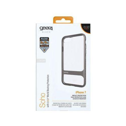 d3o soho do iphone 7/8 (przeźroczysty / szary) marki Gear4