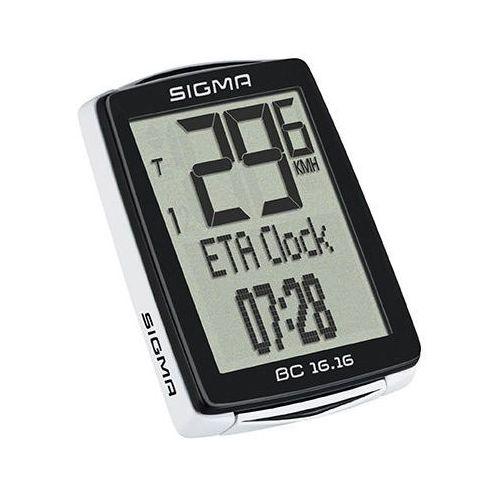 Sigma bc 16.16 - licznik rowerowy