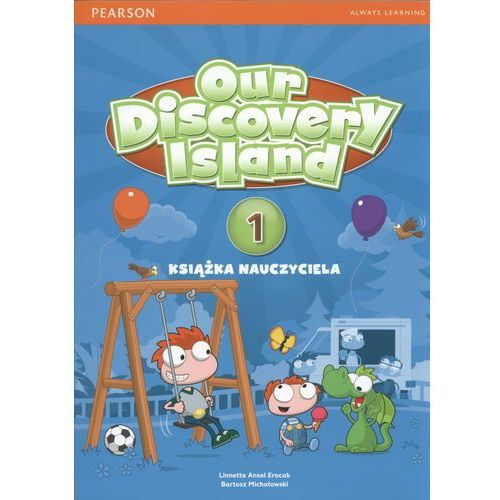 Our Discovery Island 1 TB (9788376005867)