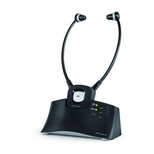 Słuchawki Meliconi HP Steto (497308BA) Darmowy odbiór w 21 miastach! Raty od 5,53 zł