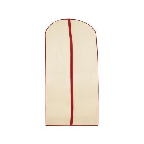 Pokrowiec na ubrania wanilia lady 60 x 135 x 1 cm marki Global home