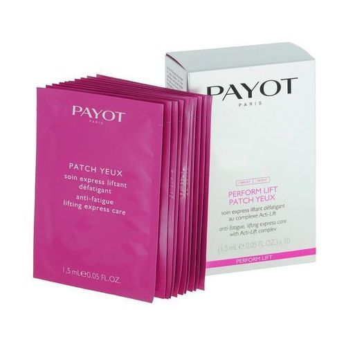 perform lift patch yeux 15ml w krem pod oczy 10x1,5ml marki Payot