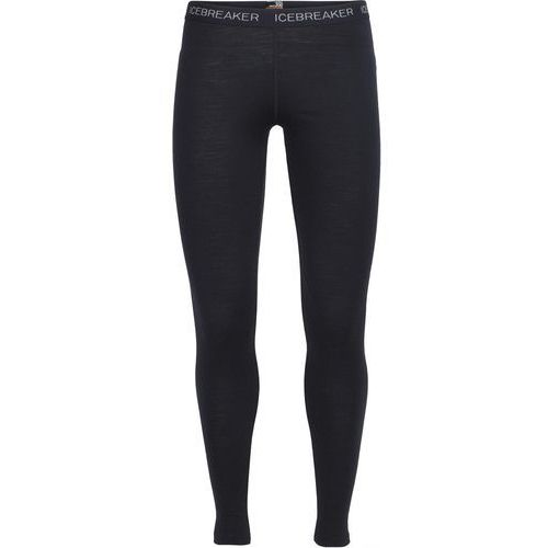 Icebreaker Wmns Oasis Leggings Black L, 100521